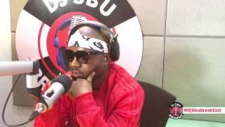 Cassper Nyovest  explains how he kept his cool during beef with AKA    DJ Sbu Breakfast