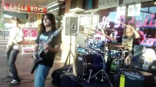Billy Hyde Gig- Original Thrash Song/raining Blood