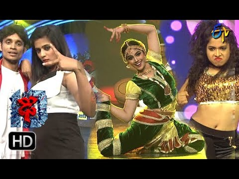 Xxx Mp4 Dhee 10 17th January 2018 Full Episode ETV Telugu 3gp Sex