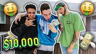 WE WON $10,000!! (not clickbait)