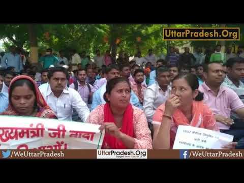 Xxx Mp4 UP B P Ed Students Protest In Lucknow भर्ती को लेकर प्रदर्शन। 3gp Sex