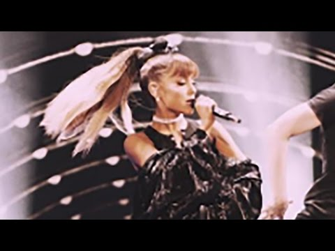 Ariana Grande Performs Flawless Medley of Whitney Houston Songs