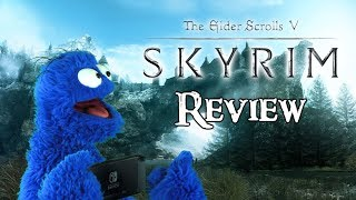 Skyrim Review (Switch) │ I Guess This Is My Life Now