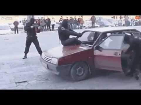 Tin tức hot Xem Cơ động Tiêu diệt khủng bố đanh bom liều chết