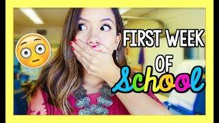 Surviving The First Day of Kindergarten! | Teacher Vlog Ep. 9