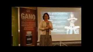 Iaso Cafe Delgada presenta: Testimonio de IASO GANO