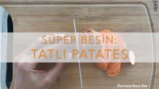 Süper Besin: Tatlı Patates
