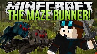 THE MAZE RUNNER | Minecraft: Minigame