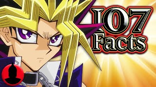 107 Yu-Gi-Oh Facts YOU Should Know! - Anime Facts! (107 Facts S6 E21)