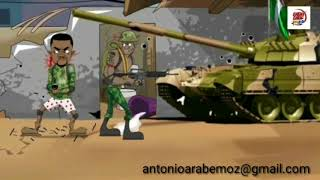Animotep Novo 2018   MODO GUERRA