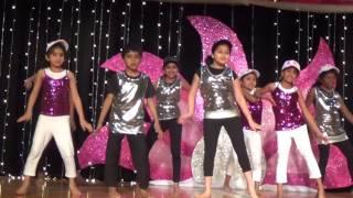 Krisha, Keemayaa- Eena Meena Teeka,  Hey mama,  Kannum Kannum Nokia song dance