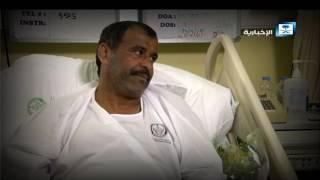 فرسان الحزم مع الرقيب البطل محسن علي الخرمي