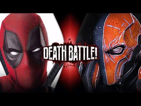 Deadpool VS Deathstroke DEATH BATTLE