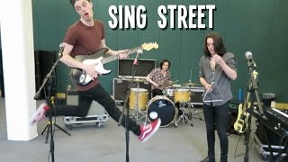THE BAND AUDITION (Sing Street Movie)