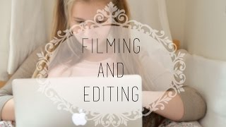 How I Film & Edit My Videos (iMovie Tips and Tricks) || Adela