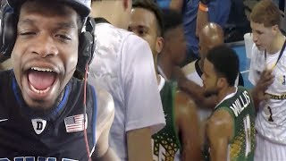 MELO & GELO FIGHTING & DROPPING 96 POINTS IN JBA CHAMPIONSHIP GAME!