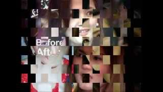 Deniece Cornejo : Before and After Selfies