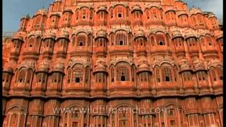 Hawa Mahal - Palace of Wind in Jaipur