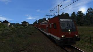 LET´S PLAY Train Simulator 2013 Folge 39 RE nach Bad Rinckenburg | BR 111 / Dostos EXPERT LINE