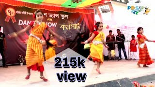 Reshmi Churi / Dance by Borsha/ Choreography - Raj_Palash