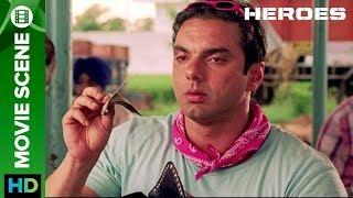 Sohail khan eats at a Dhaba | Heroes