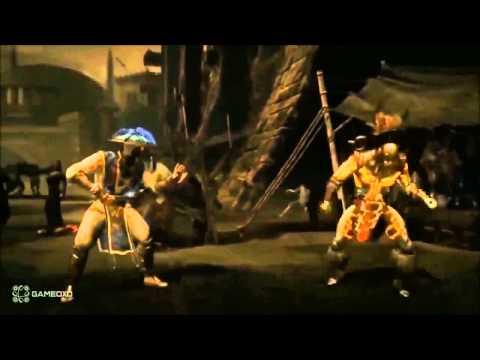 Mortal Kombat X Gameplay   MK 10 Raiden Fatality HD 720p PC PS4 PS3 Xbox One 360