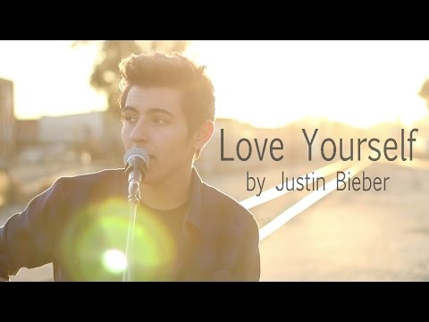 Justin Bieber Love Yourself Cover by Kyson Facer
