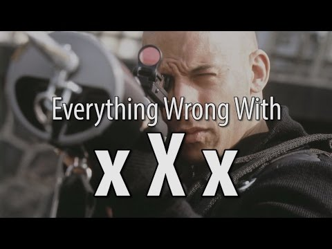 Xxx Mp4 Everything Wrong With XXx In 17 Minutes Or Less 3gp Sex