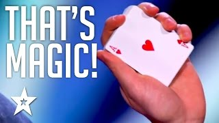 5 Best Magic Card Trick Auditions That Blew The Judges Minds On America