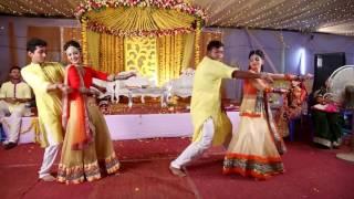 Besh Korechi Prem Korechi বেশ করেছি প্রেম করেছি Bangladeshi Wedding Dance Perf