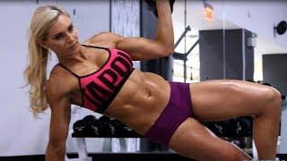 WWE Diva Charlotte Hot Photo shoots HD Video 2017