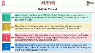 History of Education Policy in India