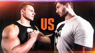 Bodybuilder VS Powerlifting World Champion - STRENGTH WARS 2k17 #2