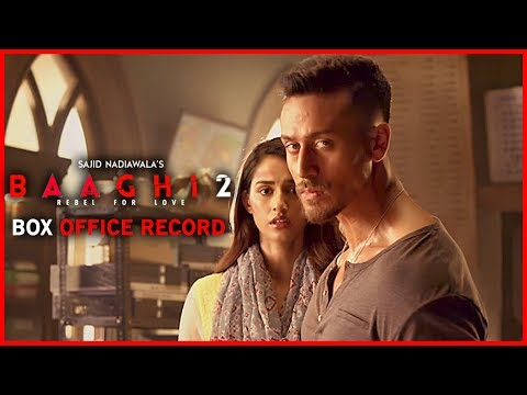 Xxx Mp4 Baaghi 2 Movie 2018 Tiger Shroff S Film Baaghi 2 Created A New Record HUNGAMA 3gp Sex