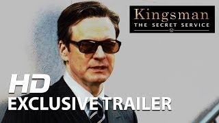 Kingsman: The Secret Service | Official Trailer HD | 2014