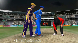 13th May IPL 10 Mumbai Indians Vs Kolkata Knight Riders World Cricket Championship 2 2017 Gameplay