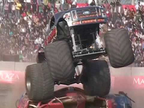 Monster Trucks en Chile por Malvial Producciones