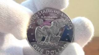Epic Coin Roll Collection Reveal Part 1 - Silver Dollars