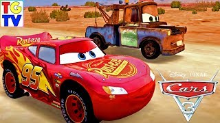 Cars: Lightning League - Stages 6-10 Mater Unlocked