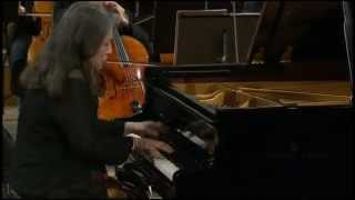 Schumann Piano Concerto, in A minor, OP. 54 Martha Argerich & Riccardo Chailly