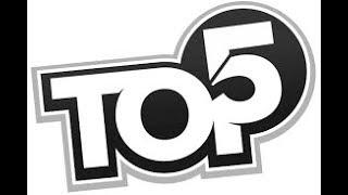 Top 5 best intro songs!