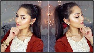 How to Highlight, Contour & Bake ♡ Full Face Foundation Routine ♡ xlivelaughbeautyx