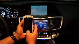 Download Honda Accord 2014 Mirroring Galaxy Android 3Gp Mp4
