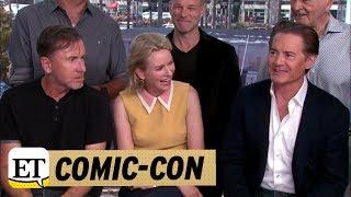 Comic Con 2017: The Cast Of