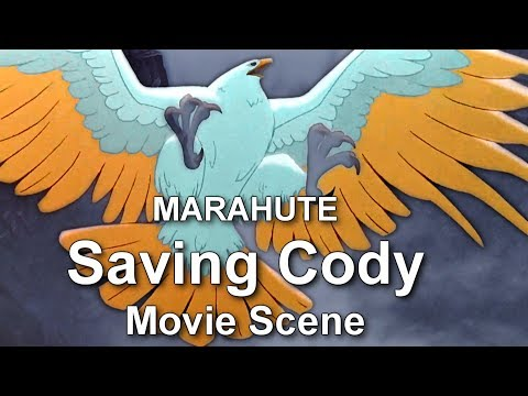 Xxx Mp4 Down Under Marahute Saves Cody Waterfall Movie Scene HQ HD 3gp Sex