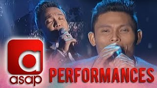 """ASAP: Arnel Pineda sings """"To Love Somebody"""" with Roland 'Bunot' Abante"""