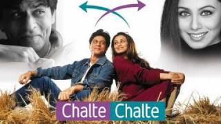 Chalte Chalte - Tauba Tumhare Yeh Ishare HQ/HD