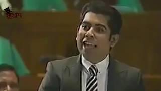 Andalib Rahman Partho er agun jhora bokhtobbo