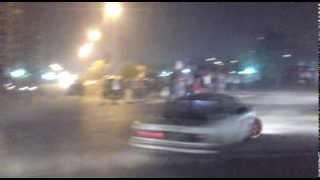 Ahmed Cupoo By Bmw E30 Drift In Soo2 El Syrat -(14-10-2013)