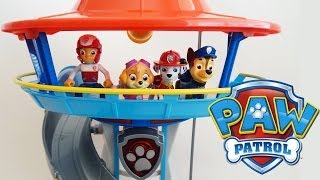 Paw Patrol Lookout Playset with Chase and his Police Vehicle Toy by Toy Reviews For You